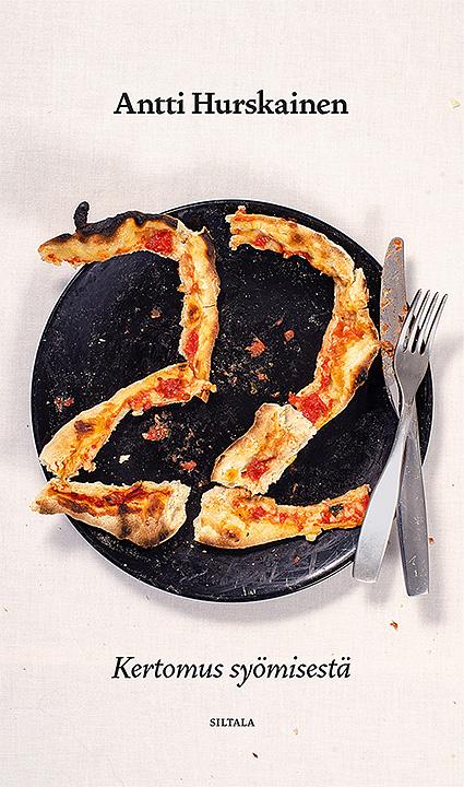 22 – Kertomus syömisestä -kirjan kansi